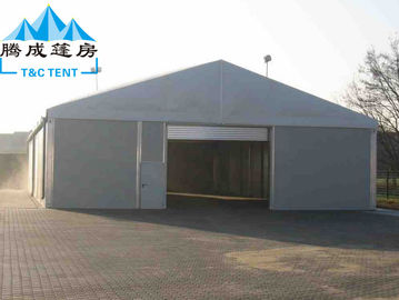 Aluminum Frame Large Warehouse Tent Waterproof With Storage Hall Space